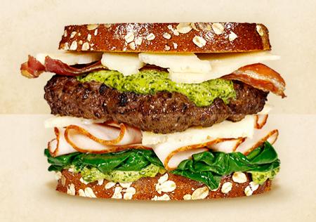 The Bohemian Cheeseburger