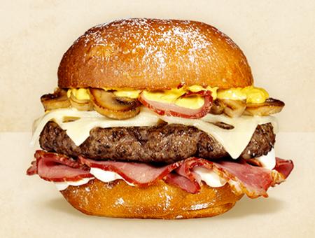 The Casanova Cheeseburger
