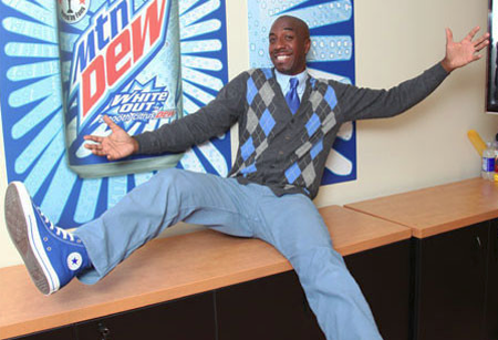 JB Smoove, Mountain Dew White Out