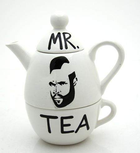 Mr. Tea Set