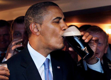 Obama is Irish