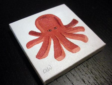 Octopus Hot Dogs Yandere