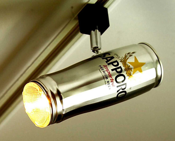 beer can track lights foodiggity