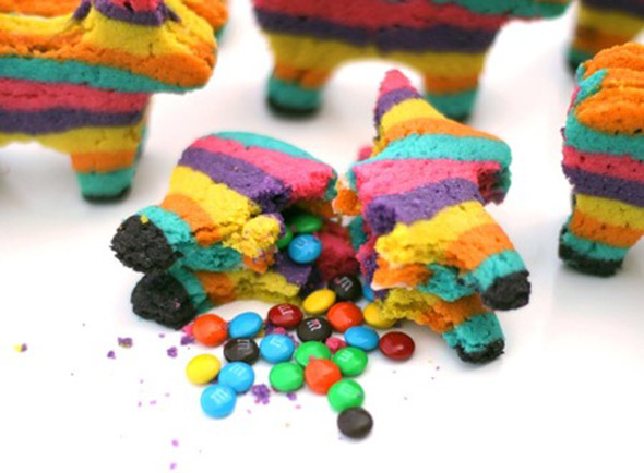 Mexican Cake Cookies