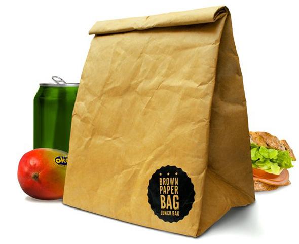 The Reusable Brown Paper Bag Foodiggity