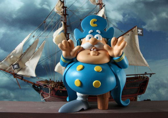 Fat Cap N Crunch By Ron English Foodiggity