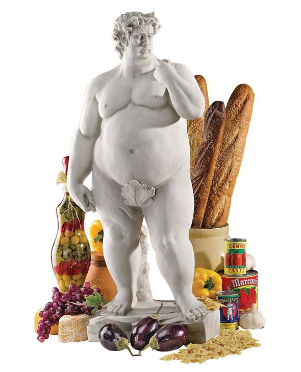 David Is Fat 4