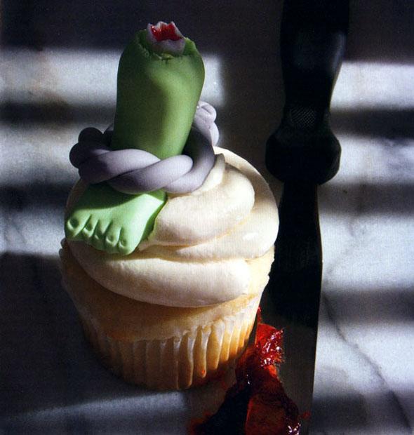 Zombie Cupcakes Cookbook | Foodiggity