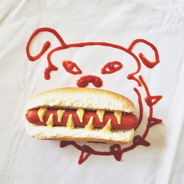 Hot Dog Condiments List