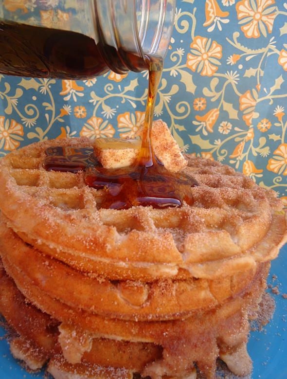 Waffle Recipe America S Test Kitchen