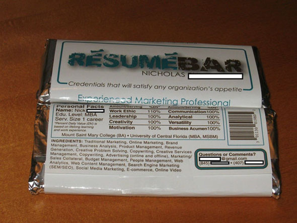 candy-bar-resume