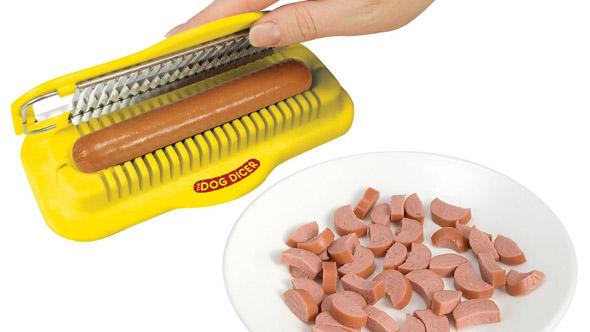 Hot Dog Dicer