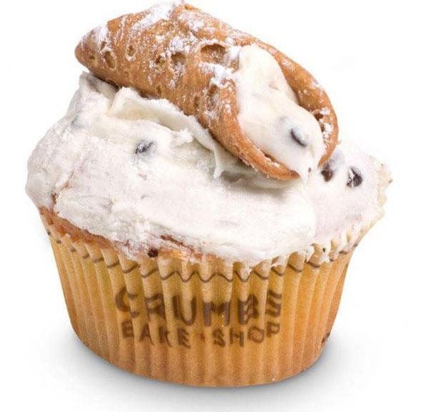 Cannoli Cupcakes Cake Boss