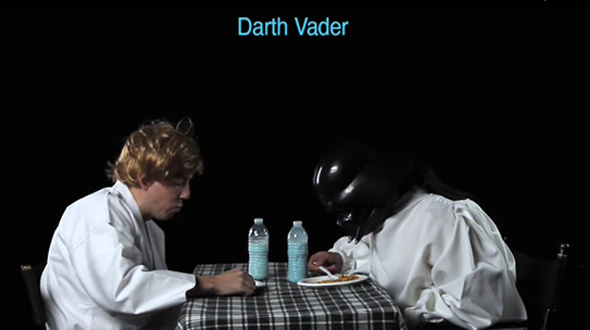 How Star Wars Characters Eat Their Food Foodiggity