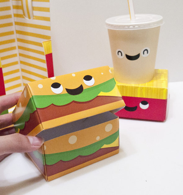 McDonald39;s Happy Meal Design Concept That39;s Even Happier