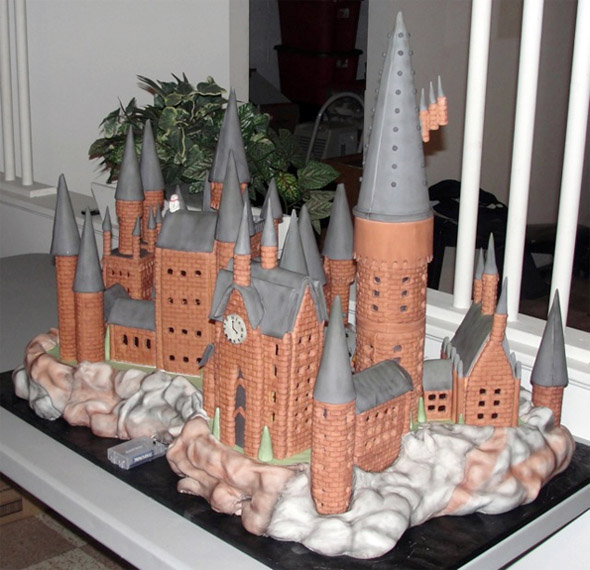 Harry Potter Cake Decorations Canada