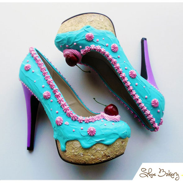 Ice Cakes Shoes