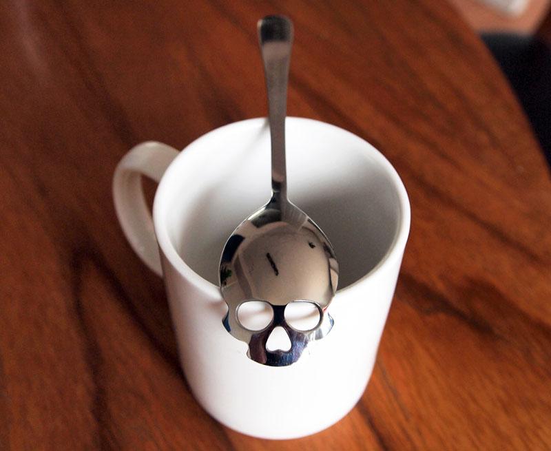 Sugar Skull Spoon