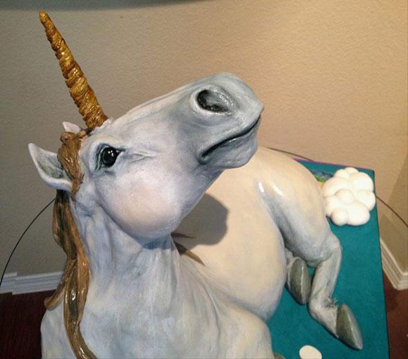 Amazing Unicorn Cake