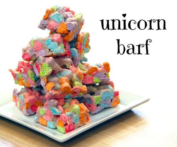 unicorn-barf
