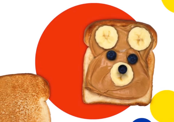 This wonder bread ad campaign will make you yearn for a crustless pb amp j