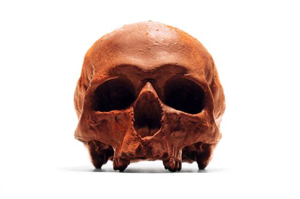 chocolate-skulls