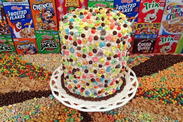 cereal-cake
