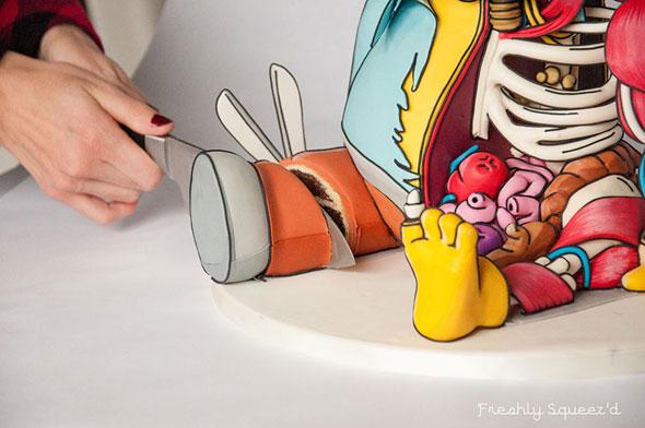 ralph-wiggum-cutout-cake-7