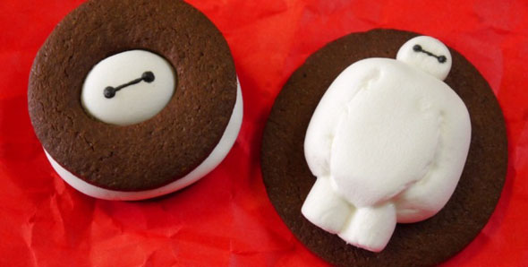 how-to-make-baymax-marshmallow-cookies