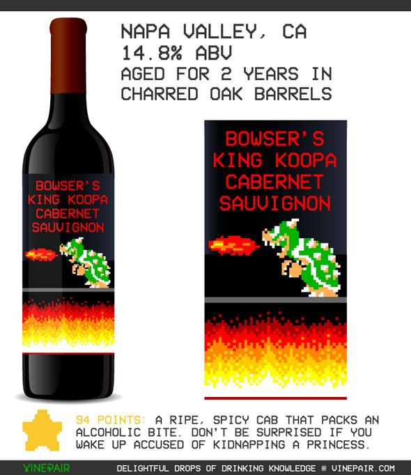 bowser-wine-label-8-bit-pixel-art