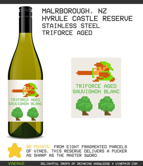link-zelda-wine-label-8-bit-pixel-art