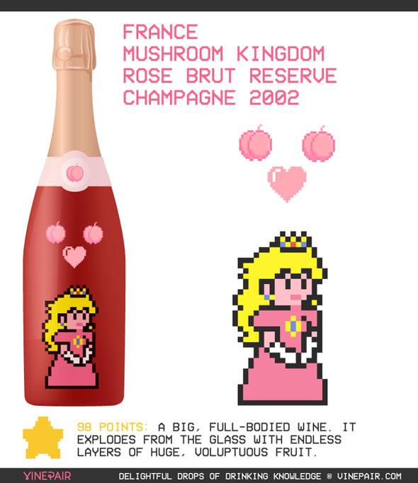 princess-peach-wine-label-8-bit-pixel-art