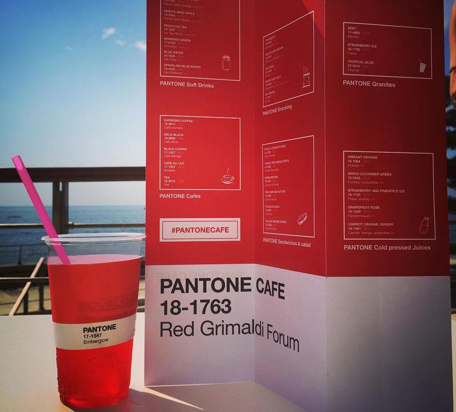 Monaco Cafe Menu