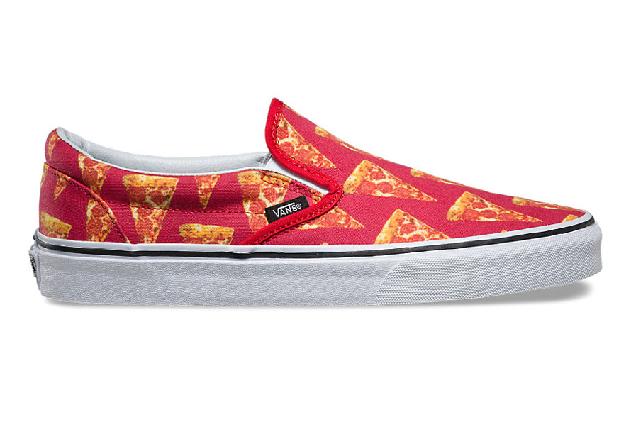 Fast Food-Inspired Vans Sneakers Will Help Step Up Your