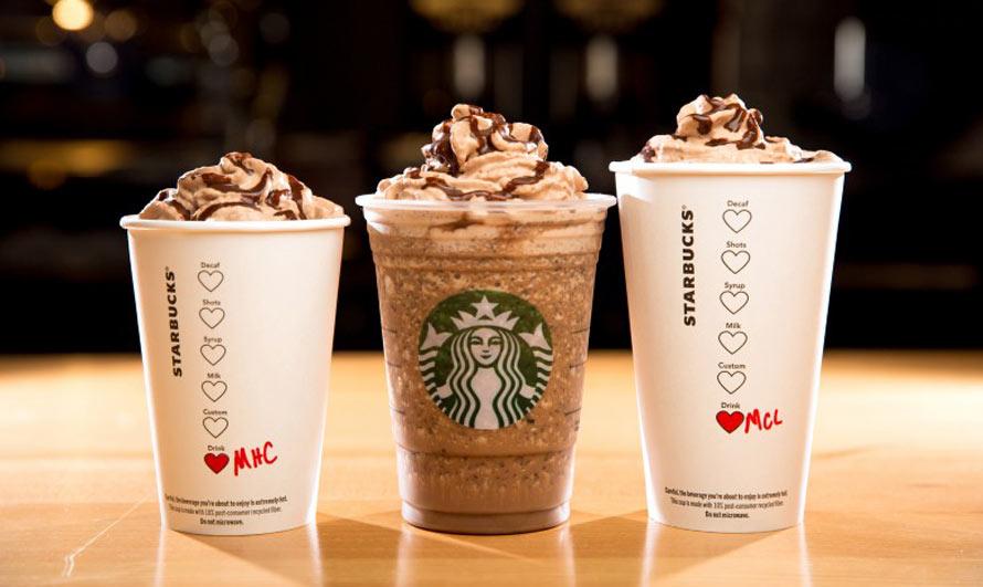 Starbucks Valentine Drink Recipes