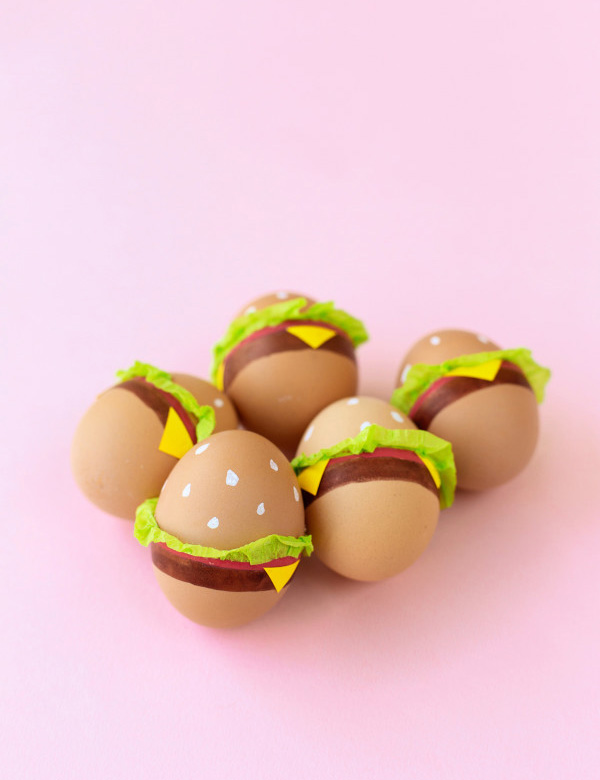 Burger-Easter-Eggs