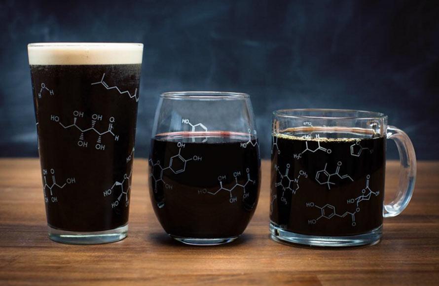 molecule-drinkware