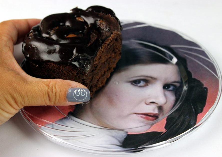 Leia-buns