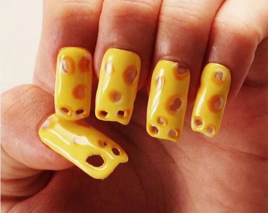 cheese-nails