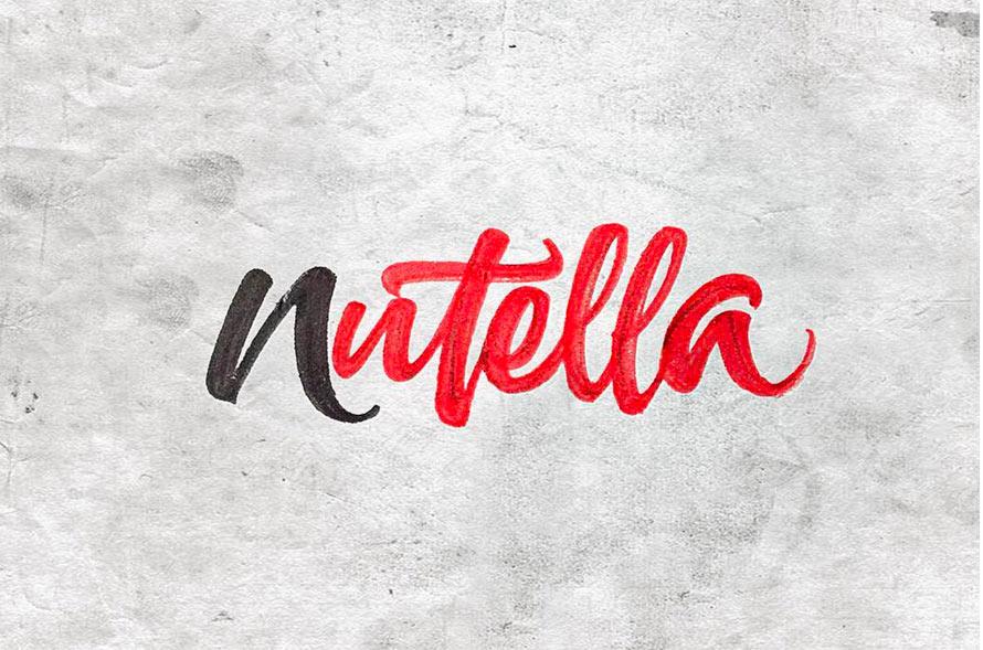 nutella-hand-drawn