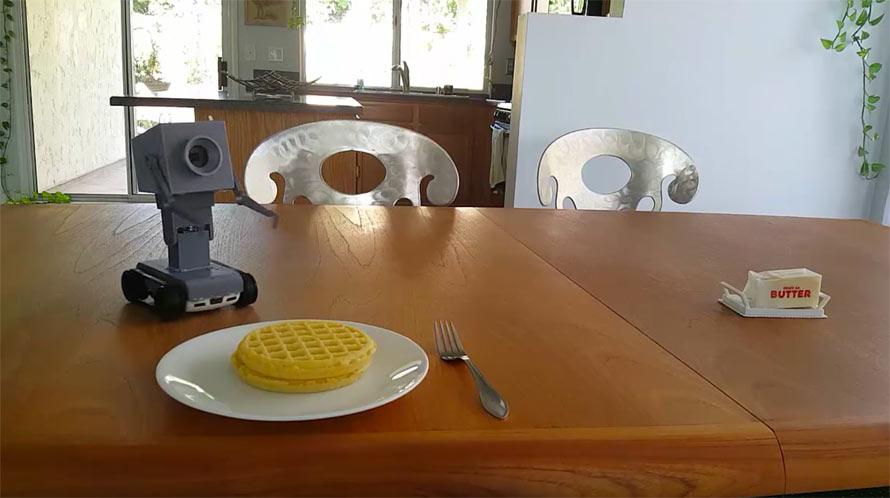 butter-passing-robot