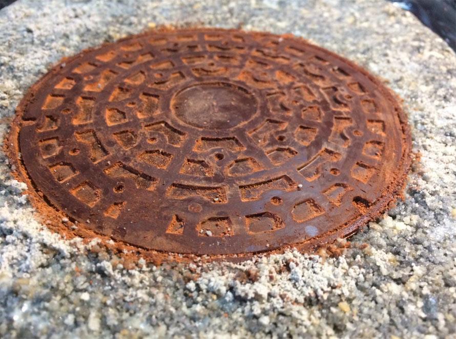chocolate-manhole-cover