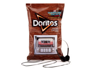 This Doritos Bag Will Actually Play the 'Guardians of the Galaxy Vol. 2' Soundtrack