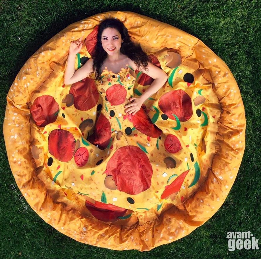 pizza-dress