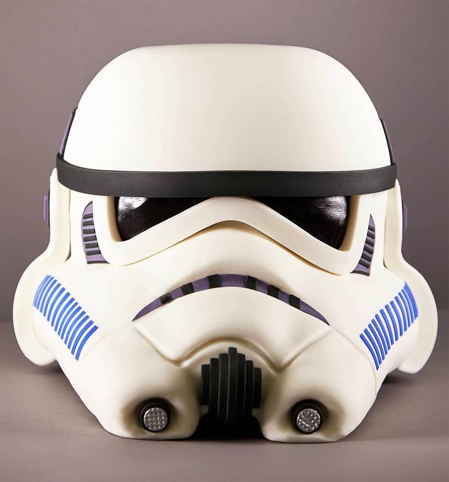 Stormtrooper Helmet Cake Pan